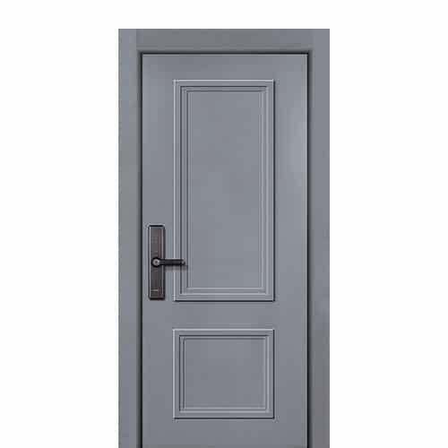 דלת אלקטרונית חכמה