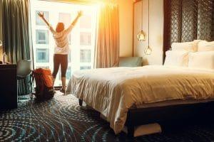 מנעול לבית מלון